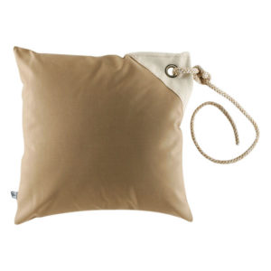 Set Cojines anti-viento WATERPROOF Beige con cabo