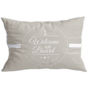 SET COJINES - WELCOME BEIGE