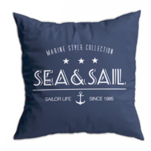 SET COJINES - SEA&SAIL AZUL